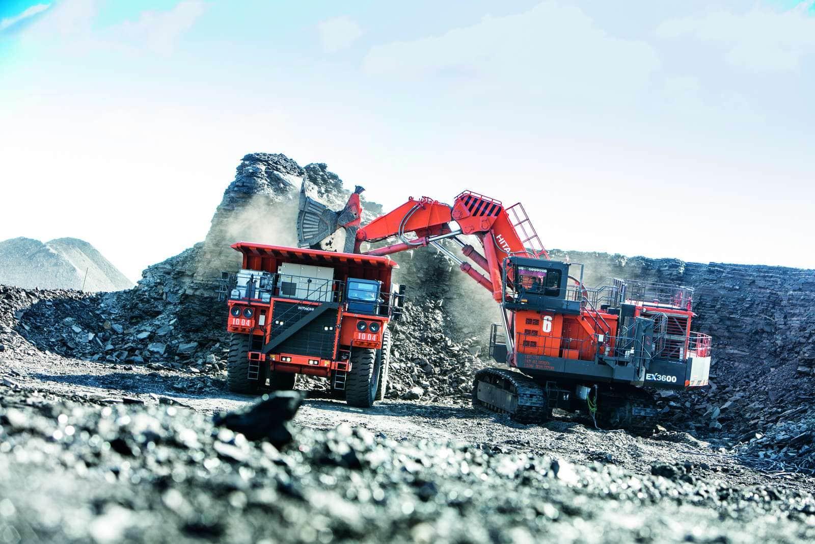 Kaivoskoneet