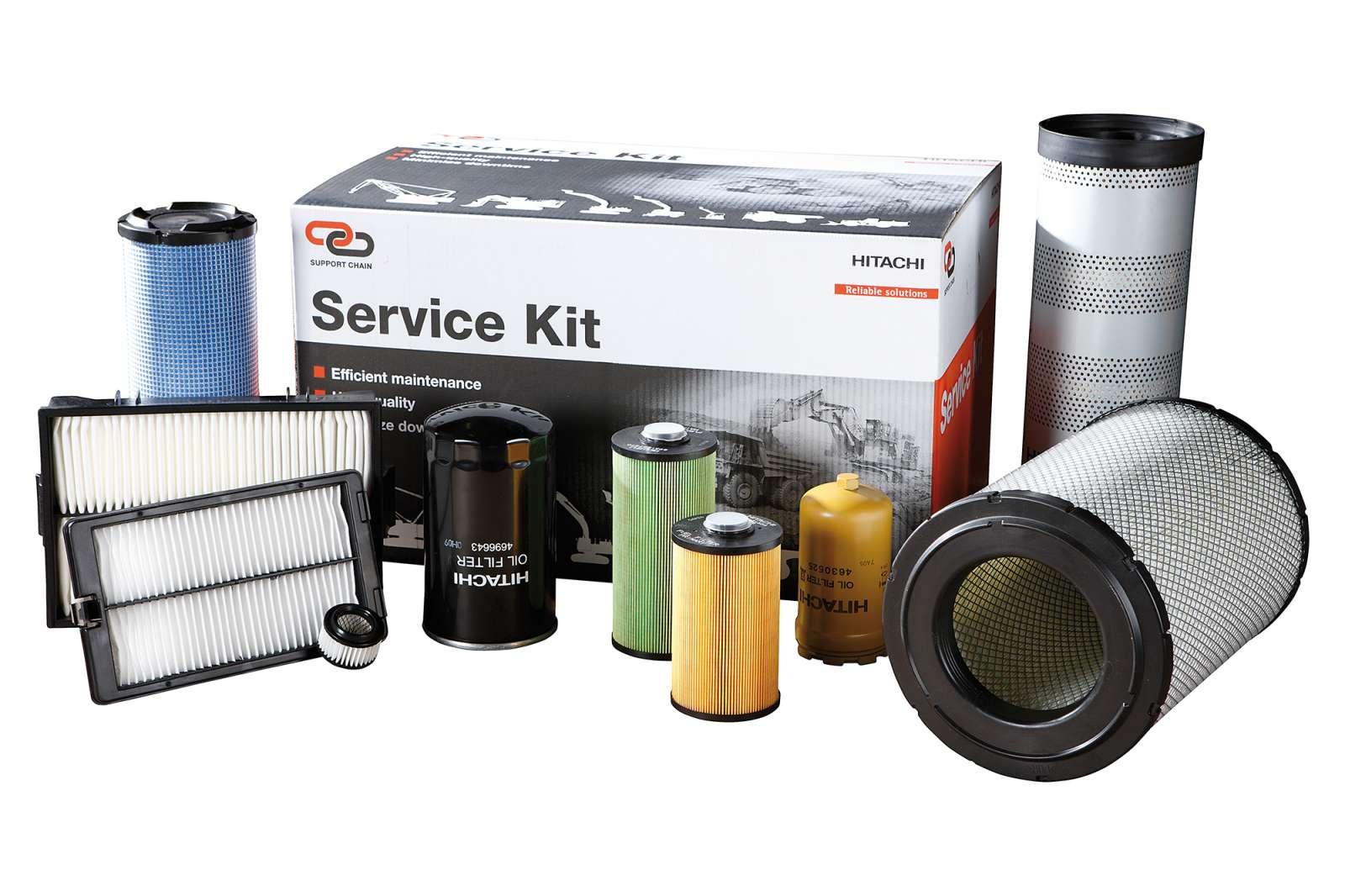 Hitachi Service Kit
