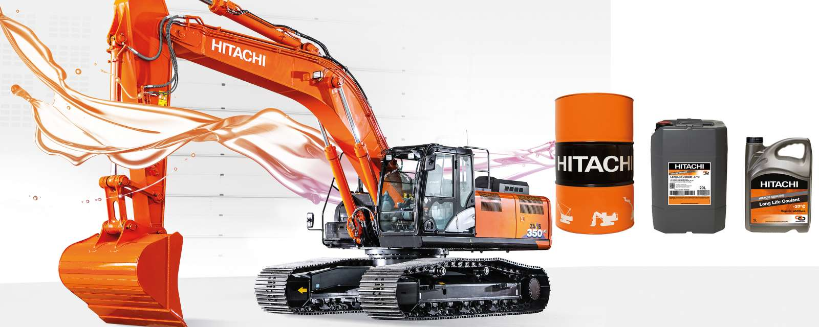 Hitachi varaosat
