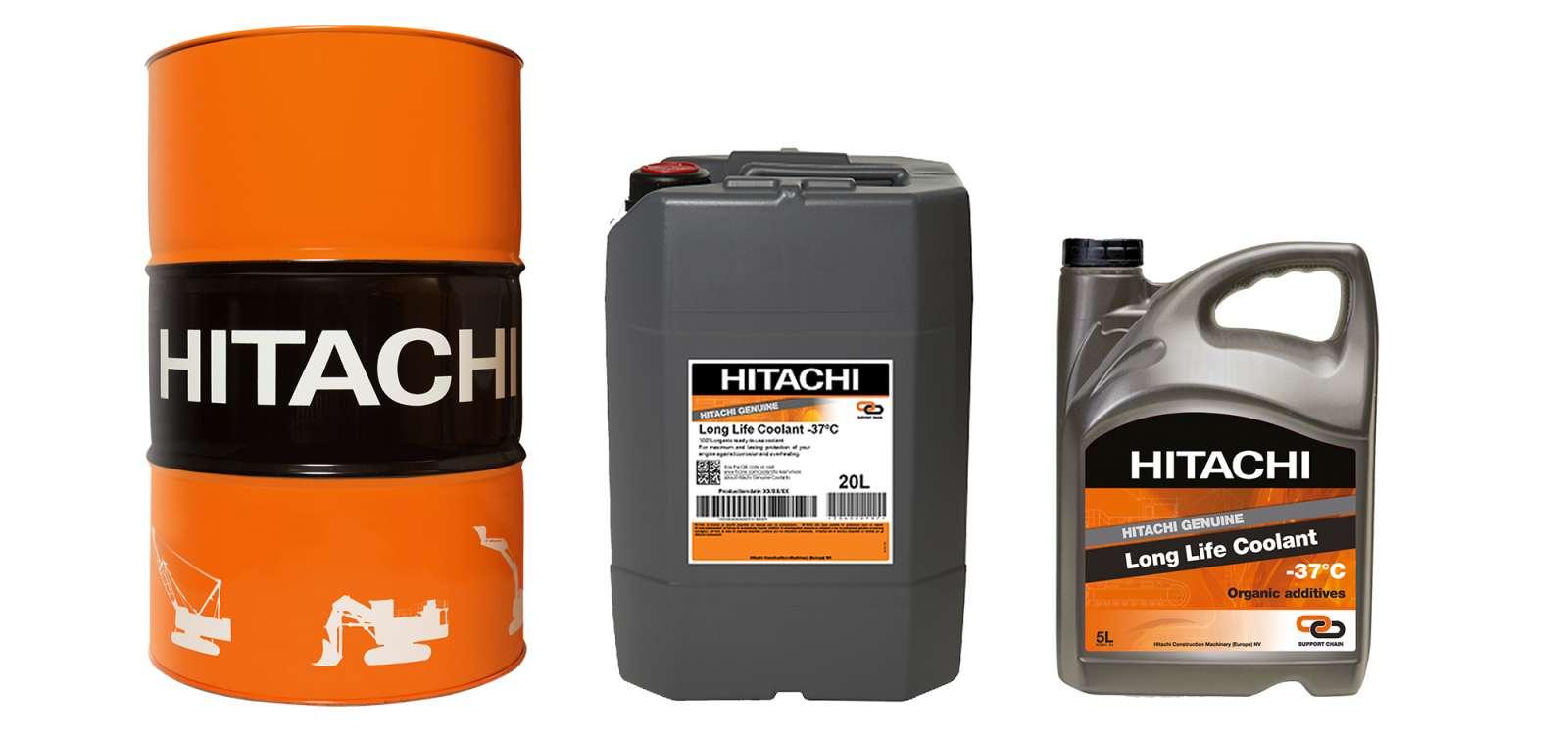 Hitachi jäähdytinneste