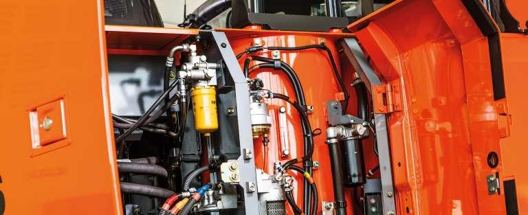 Hitachi Oil Sensor Kit